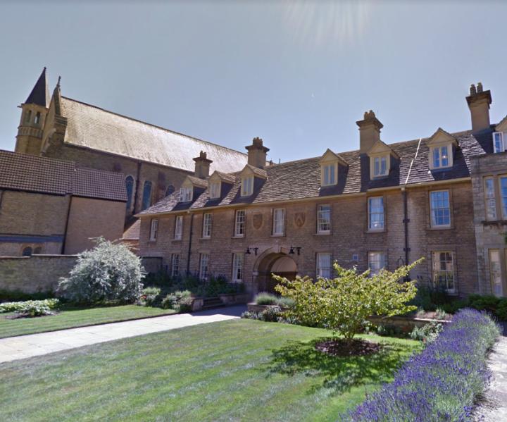 Somerville College, Darbishire Quad (John Patterson)